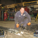 Jerry Castle and Son Hi-Lift telehandler gortrac repair