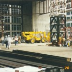 Unique Lifting Solution for D H Johnson Masonry project at the Chicago Board of Trade