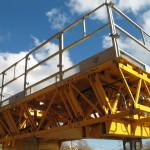 Jerry Castle and Son Hi-Lift - Bennu Scaffolding Platform Series 3 MPU