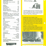 1980 Pettibone C220 Snow Blower manual backcover