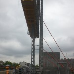 Jerry Castle and Son Hi-Lift - Bennu Scaffolding Platform Series 3: Joliet jobsite