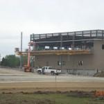 Jerry Castle and Son Hi-Lift - Bennu Scaffolding Platform Series 3: LaSalle jobsite