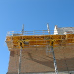 Jerry Castle and Son Hi-Lift - Bennu Scaffolding Platform Series 3: New Lenox jobsite