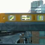 Jerry Castle and Son Hi-Lift - Bennu Scaffolding Platform Series 3 - jobsite - Evanston - Illinois - 1717 Ridge Ave