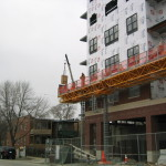 Jerry Castle and Son Hi-Lift Bennu Scaffolding Platform Series 3 jobsite metropolitan of skokie