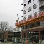 Jerry Castle and Son Hi-Lift Bennu Scaffolding Platform Series 3 jobsite metropolitan of skokie