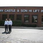 Jerry Castle & Son Hi-Lift, Inc. - Jerry Castle and Keith Castle, August 27, 2014.
