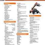 2014 JLG G10-55A brochure - spec sheet - page 1