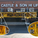 Jerry Castle and Son Hi-Lift - Bennu Hydraulic Mast-Climbing Scaffolding Platform Series #3