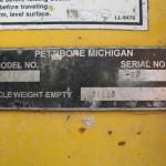 1999 Pettibone 6036 (#36)