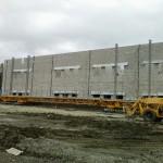 Jerry Castle and Son Hi-Lift - Bennu Scaffolding Platform Series 3 - jobsite - Phoenix, Illinois - Coolidge School