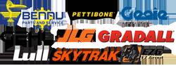 Bennu Parts & Service | Pettibone | Genie | Gehl | JLG | Gradall | Lull | SkyTrak | EZ-Grout