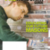2017 Pro Masonry Magazine cover page December-January 2018