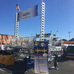 Bennu Scaffolding Platform Galvanized Series-3 at the World of Concrete 2018.